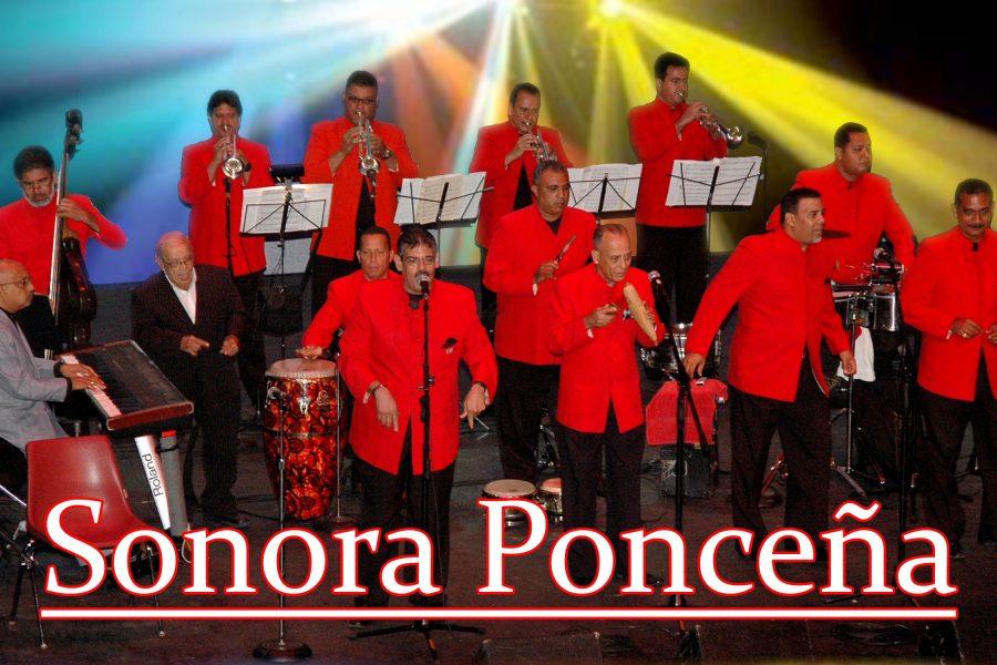 """La Sonora Ponceña """"Lehman Center for the performing Arts"""""""