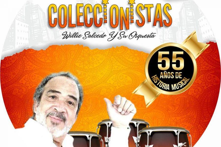 Willie Salcedo (LaTrayectoria) 55 Años de Historia Musical