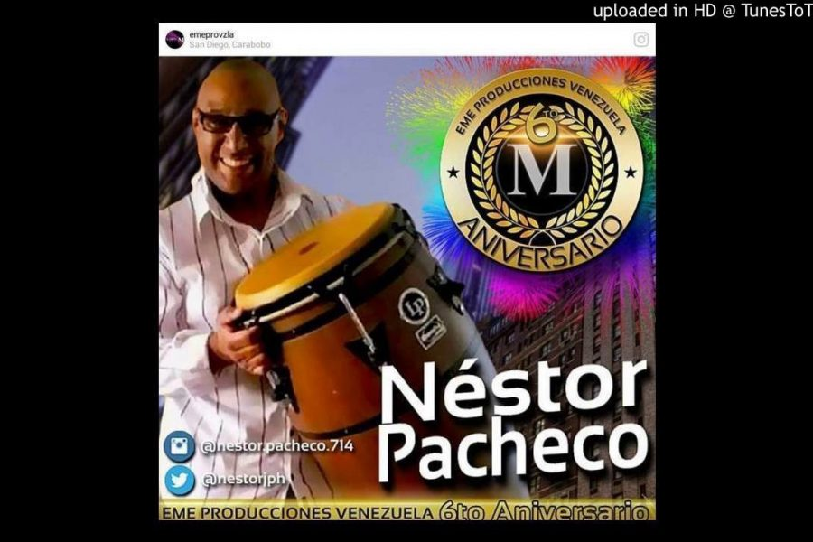 "Nestor Pacheco Presenta su Nuevo Tema ""Se Acabo"""