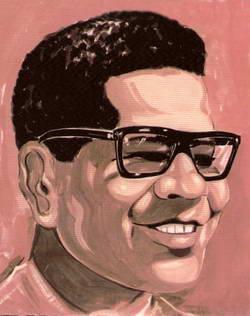 """Fallece Musico Panameño Francisco """"Bush"""" Buckley El Genero esta de """"Luto"""""""